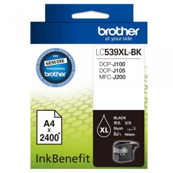Brother LC-539XL Black Ink Cartridge