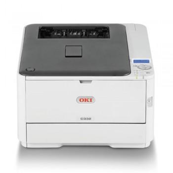 OKI C332dn A4 Colour LED Laser Printer (46403103)