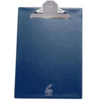 EAST FILE PVC JUMBO CLIP A4 BLUE 2496F (Item No: B11-16 BL)