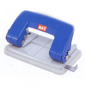 MAX DP-F2BN PUNCHER-13SHTS,B TYPE BLUE (Item No: B07-09 DPF2BNBL)