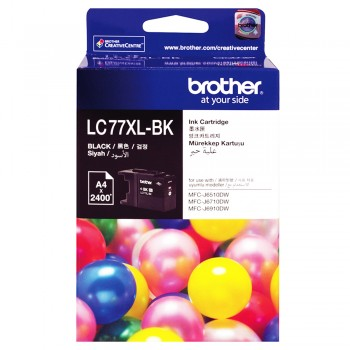 Brother LC-77XL Black Ink Cartridge