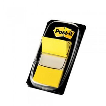 3M Post-It Flag Yellow (50 Sheet)
