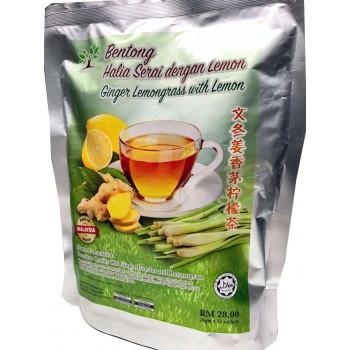 Bentong Halia Serai dengan Lemon 20gm x 12s