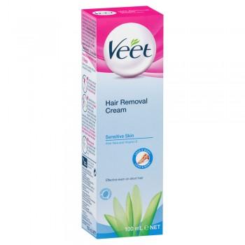 Veet Hair Removal Cream Sensitive Skin 100ML