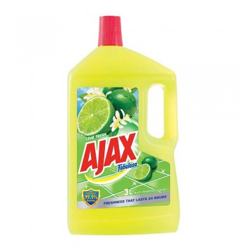 Ajax Fabuloso Fresh Lime Multi-Purpose Cleaner 3L