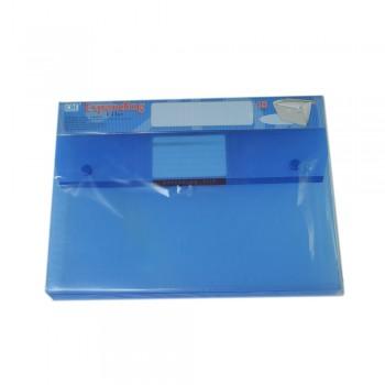 CBE 4315 13P Expanding File (A4) Blue