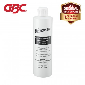 GBC Shredder Oil 473 ML