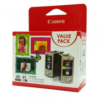 Canon PG-40 CL-41 Value Pack Ink Cartridge