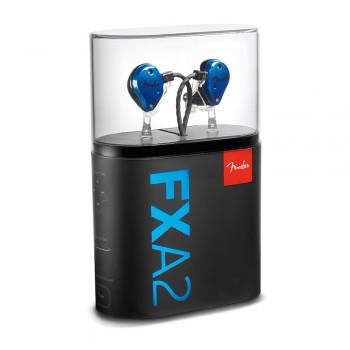 Fender IEM FXA2 In-Ear Monitor - Blue