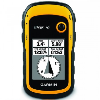 Garmin eTrex® 10 (Item No: G09-14)
