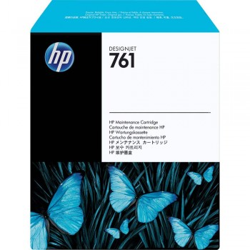 HP 761 DesignJet Maintenance Cartridge (CH649A)