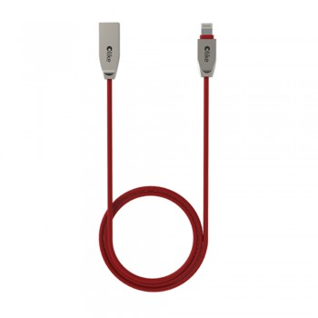 OLIKE Apple iPhone Cable Red
