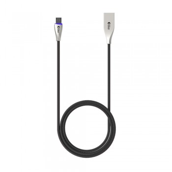 OLIKE Micro USB Cable Black