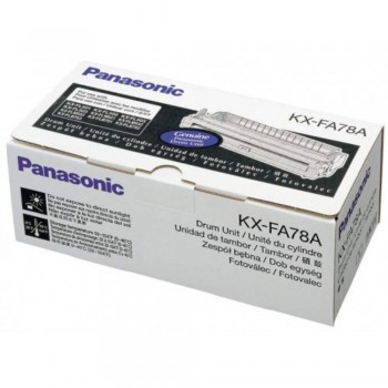 Panasonic KX-FA78A Drum (*toner not included)