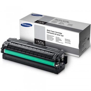 Samsung CLT-506S (2k) Toner Cartridge - Black (Item No : SG CLT-K506S)