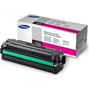 Samsung CLT-506L (3.5k) Toner Cartridge - Magenta (Item No : SG CLT-M506L)