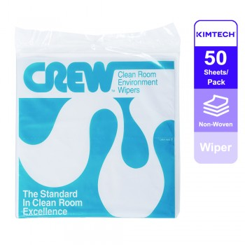 CREW® Critical Task Wipers - 10X50S