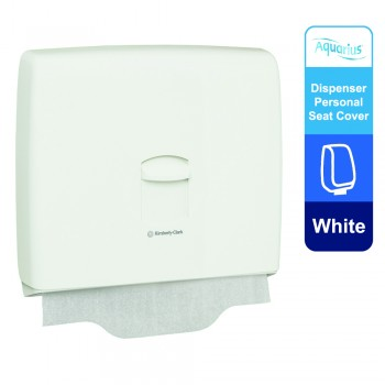 Aquarius™ Personal Seat Cover Dispenser 69570 - White