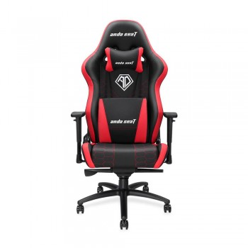 ANDA SEAT Gaming Chair Spirit King Series - Black/Red