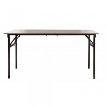 Foldable Table  FT26 - 600W x 1800L x 16H mm (Item No: G05-01)
