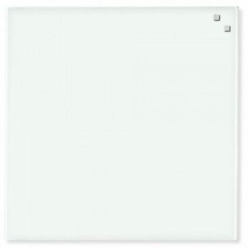 NAGA Magnetic Glass Board - White (Item No: G14-02)