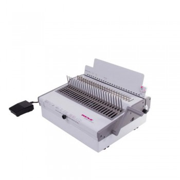 RENZ Combi ComfortPlus Electric Plastic Punching & Manual Binding Machine
