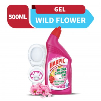 Harpic Liquid  Toilet Cleaner Wild Flowers 500ml