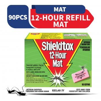Shieldtox 12 Hours Mat Refill 90 pieces