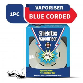 Shieldtox Blue Corded Vapouriser FOC 30 Mats