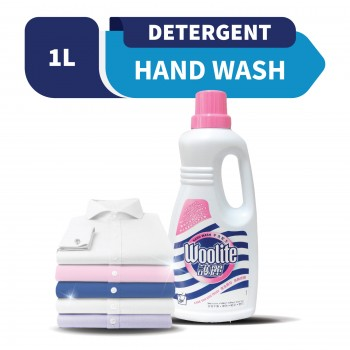 Woolite Fabric Hand Wash Laundry Detergent 1L