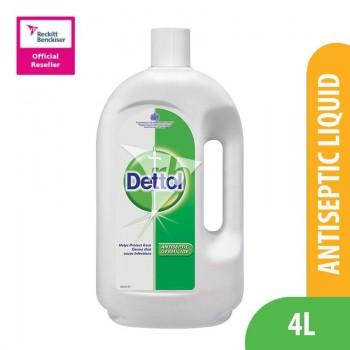 Dettol Antiseptic Liquid 4L