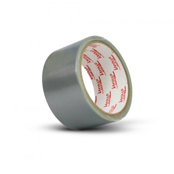 APOLLO Premium Binding/Cloth Tape Silver- 36mm x 6yards