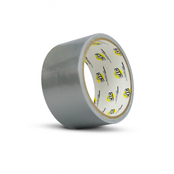CIC Cloth Tape Silver - 24mm x 6yards