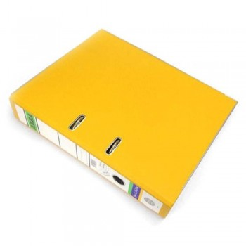 ABBA Lever Arch File - 3-inch Size - 404 Special Edition - Yellow ABBA-404SE-Y
