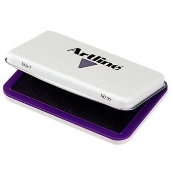 Artline Stamp Pad EHJ-1 - NO.00 Purple