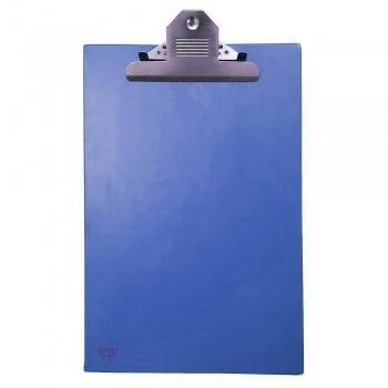 CBE 1496 PVC Jumbo-Clip Board (FC)-blue