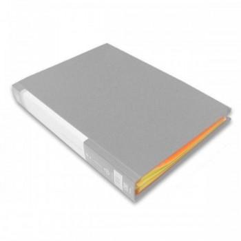CBE 76060 Clear Holder A4 size - Grey (Item No: B10-12 GY) A1R5B18