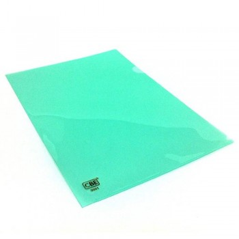 CBE 9001 L-Shape Document Holder A4 - Green (Item No: B10-08 GR) A1R1B90