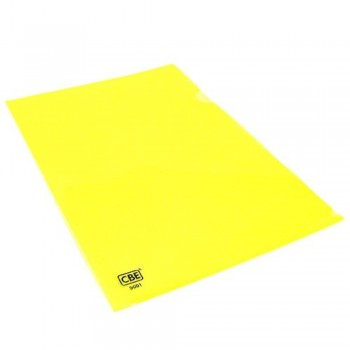 CBE 9001 L-Shape Document Holder A4 - Yellow (Item No: B10-08 YL) A1R1B93
