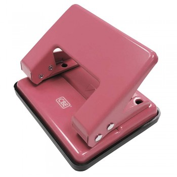 CBE 8686A Two Hole Punch (Big)-red (Item No: B10-143) A1R3B31