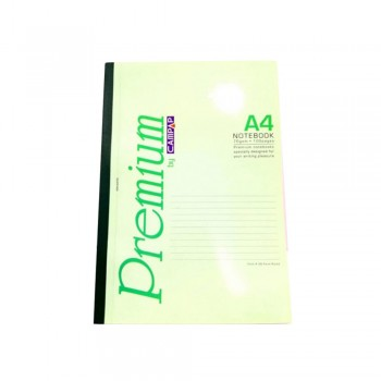 Campap A4 Premium Notebook 100 pages CA3577