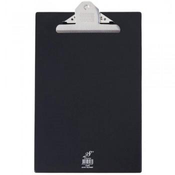 EAST FILE PVC JUMBO CLIP A4 BLACK 2496F (Item No: B11-16 BK)