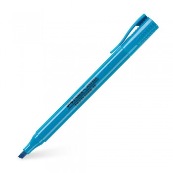 Faber Castell 38 Highlighter Textliner Blue (157751)