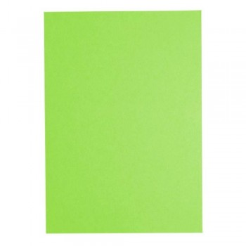 Fluorescent Colour A4 80gsm Paper CS321 - Cyber Green (Item No: C01-04 CY.GR) A5R1B6