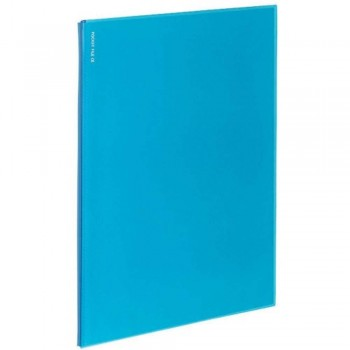 Kokuyo Novita Alpha 6 Pocket Refill - Light Blue