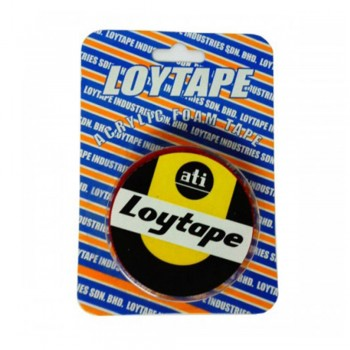 Acrylic Foam Tape Clear (24mm X 1m)