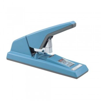 Max Flat Clinch Stapler HD-3DF - Navy Blue (Item No: B07-38BL) A1R2B261
