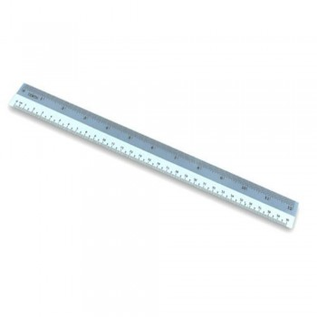 Plastic Straight Ruler - 12-inch - 30cm (Item No: B01-02) A1R2B2