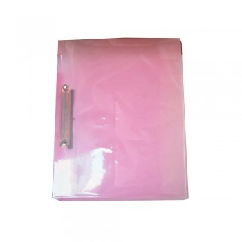 CBE 2D626 2-D PP Ring File (A4) Pink