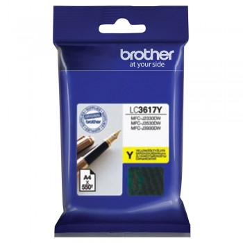 Brother LC-3617 Yellow Ink